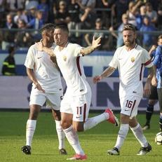 Аталанта – Рома: грязная победа римлян