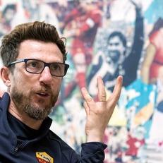 """Эусебио Ди Франческо: """"Футбол – наша работа. Но это, в первую очередь, игра"""""""