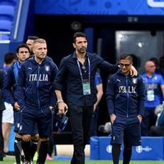Ставки на матч Бельгия - Италия