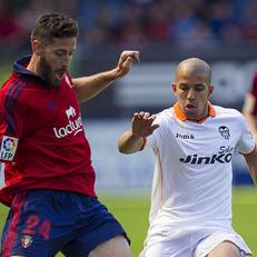 Ставка на матч Осасуна - Валенсия