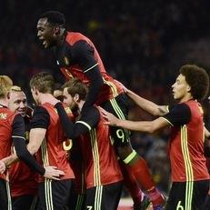 Евро-2016. Сборная Бельгии