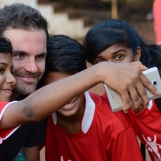 """Хуан Мата: """"Люди недооценивают футбол. Он многим дает надежду"""". Часть вторая"""