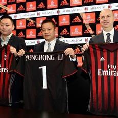 """Темная сторона """"Милана"""". Что не так с владельцем клуба Йонхоном Ли"""