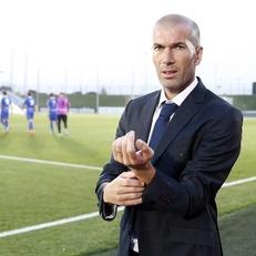 Зидан - тренер. Часть вторая
