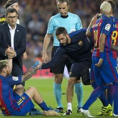 """П'ять вражень від старту """"Барселони"""""""