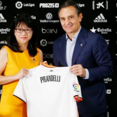 """Пранделли: """"Все говорят, что """"Валенсия"""" – самое сложное место в Испании"""""""