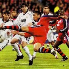 Мюнхенское унижение «Реала» - 2000, и это сладкое слово «Реванш» два месяца спустя