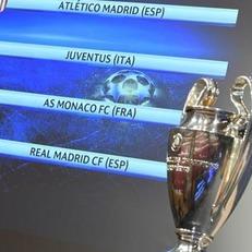 Лигу чемпионов выиграет «Реал» в поединке с «Ювентусом», а в финале Лигы Европы «МЮ» победит «Лион»