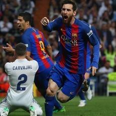 "Примера. ""Мадрид"" – ""Барселона"" - 2:3"