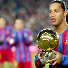 Роналдиньо. Музыкальная мечта футбольного волшебника. Часть 2