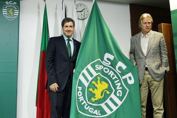 Жорже Жезуш / Фото: sporting.pt