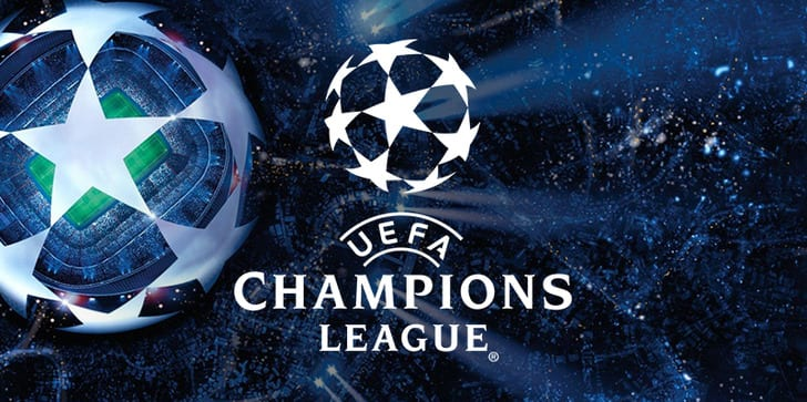 Лига чемпионов/Фото:Telegraf.com.ua