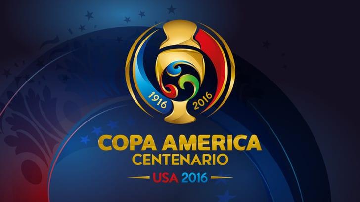 Лого Кубка Америки, concacaf.com