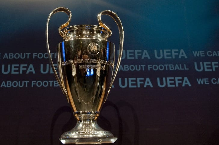 Кубок Лиги чемпионов / Фото: Getty Images
