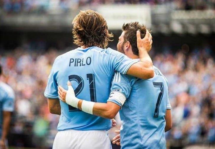 Пирло и Вилья, sports.ndtv.com