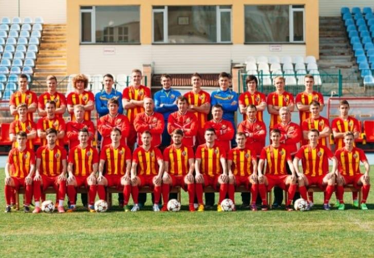 """Футболисты """"Звезды"""" перед началом сезона, фото с официального сайта клуба"""