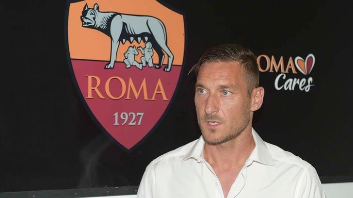 Франческо Тотти / asroma.com