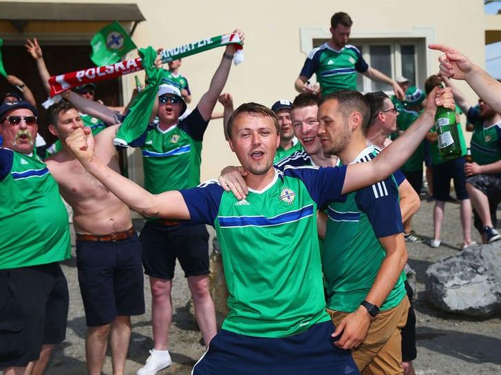 Фанаты сборной Северной Ирландии / Getty Images