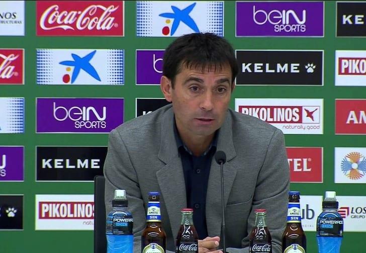 """Асьер Гаритано, фото с официального сайта """"Леганеса"""""""