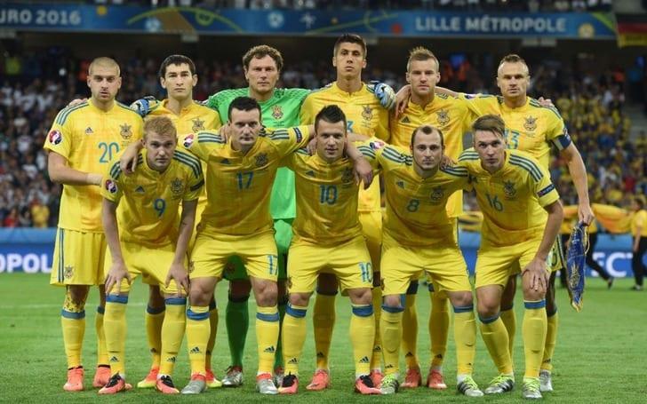 Сборная Украины / Getty Images