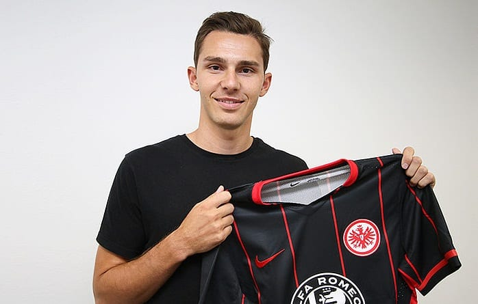 Фото: Eintracht.de