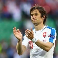 Росицки пропустит остаток чемпионата Европы