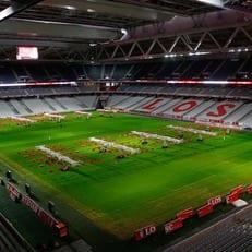 На стадионе в Лилле поменяют газон