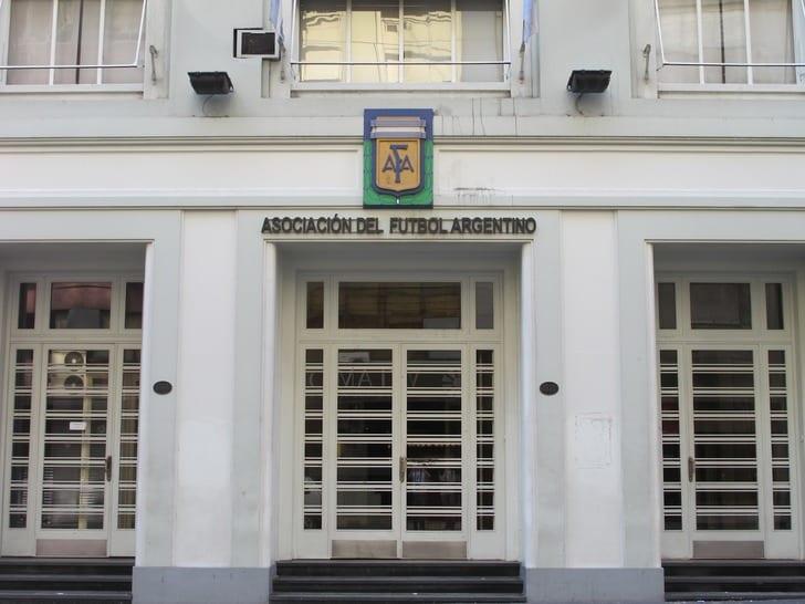 Офис АФА в Буэнос-Айресе / golazoargentino.com
