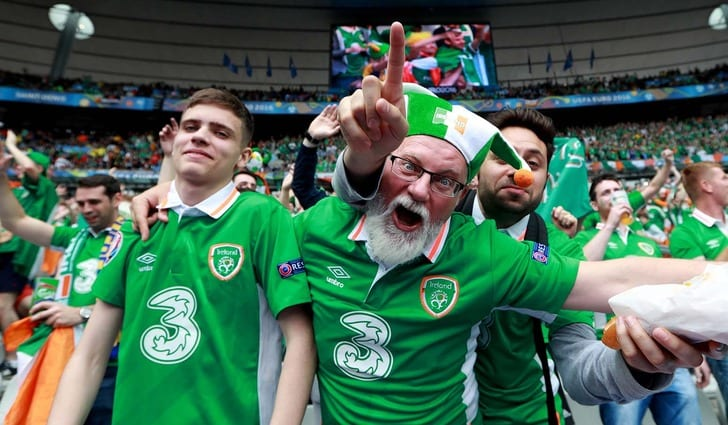 Ирландские болельщики / Getty Images