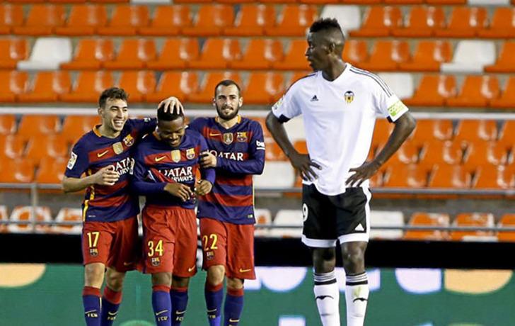 Каптум празднует свой гол / Фото: Marca