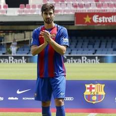 """Андре Гомеш: """"Передо мной стоял выбор, и я выбрал """"Барселону"""""""""""