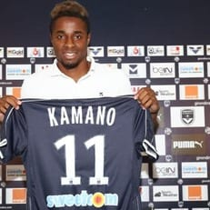 "Франсуа Камано перешел в ""Бордо"""