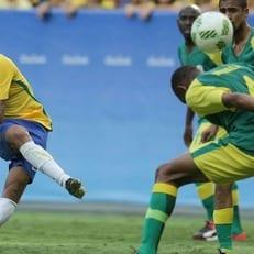 Бразилия не смогла переиграть ЮАР