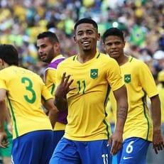 Бразилия - финалист Олимпиады
