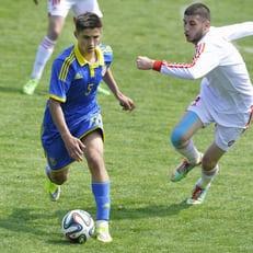Швед получил травму за молодежную сборную Украины