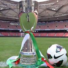 Матч за Суперкубок Италии пройдет в Катаре 23-го декабря