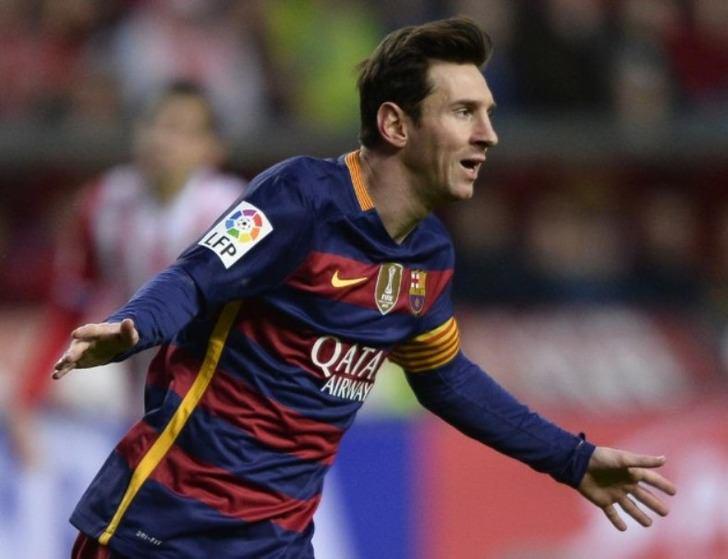 Месси сделал в матче дубль / Фото: AFP