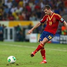 Монреаль заменит Альбу в сборной Испании