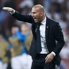 """Зидан заявил, что не боится отставки из """"Реал Мадрида"""""""