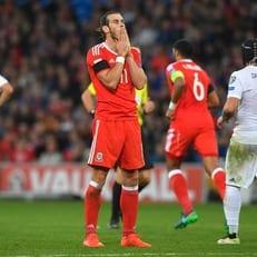Уэльс сыграл вничью с Грузией, Израиль переиграл Лихтенштейн