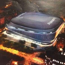 """""""Реал Мадрид"""" проведет реконструкцию """"Бернабеу"""""""
