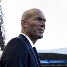 """Сегодня """"Реал Мадрид"""" проведет сотый матч под руководством Зидана"""