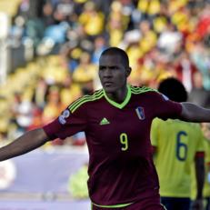Рондон не поможет сборной Венесуэлы