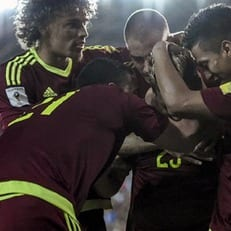 Венесуэла забивает Боливии пять безответных мячей