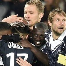 """""""Бордо"""" одолел """"Дижон"""", а также другие результаты Лиги 1"""