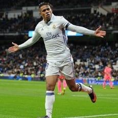"Форвард ""Реал Мадрида"" Мариано Диас мог оказаться в ""Барселоне"""