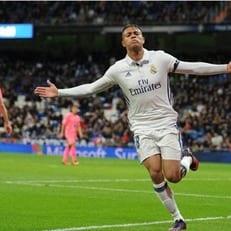 """Мариано забил самый быстрый гол """"Мадрида"""" в Кубке Испании"""