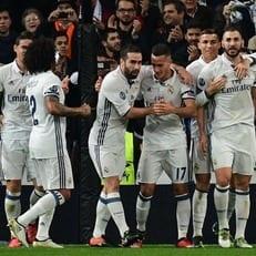 """""""Реал Мадрид"""" и """"Боруссия"""" Д поделили очки"""