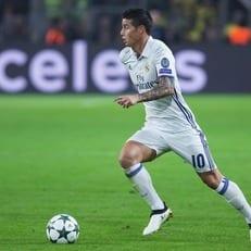 """Хамес Родригес заявил, что может покинуть """"Реал Мадрид"""" в январе"""