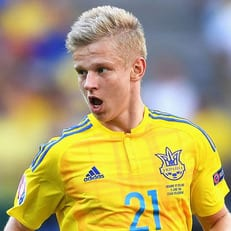 Сборная Украины опустилась на 30-е место в рейтинге ФИФА